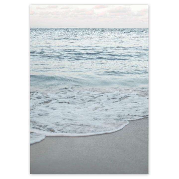 artvoll - Ocean Waves Poster