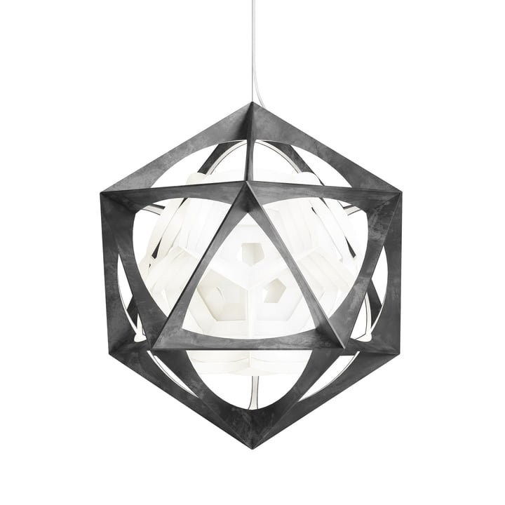 OE Quasi Light LED Pendelleuchte von Louis Poulsen