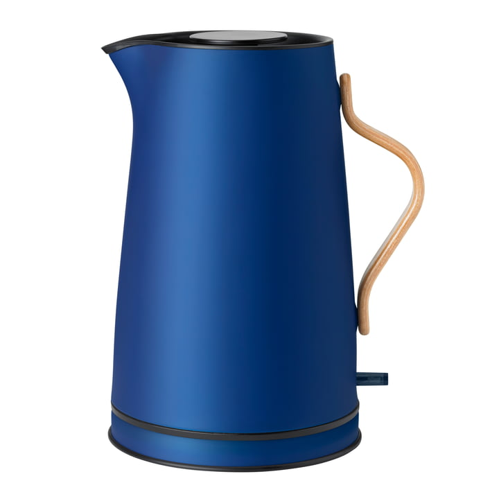 Emma Wasserkocher 1,2 L von Stelton in dunkelblau