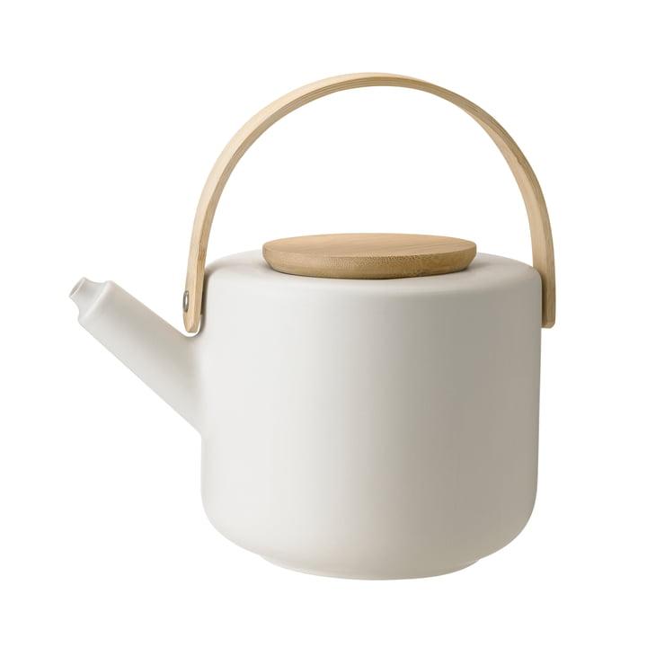 Theo Teekanne ohne Sieb 1,25 l von Stelton in sand