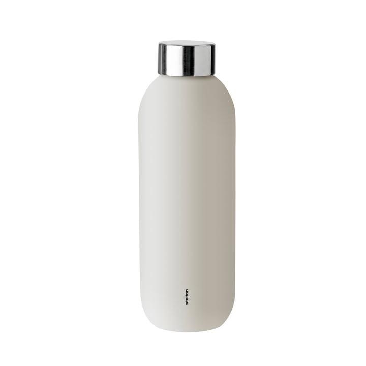 Keep Cool Trinkflasche 0,6 l von Stelton in sand