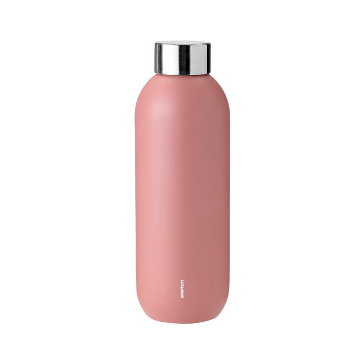 Keep Cool Trinkflasche 0,6 l von Stelton in rosa