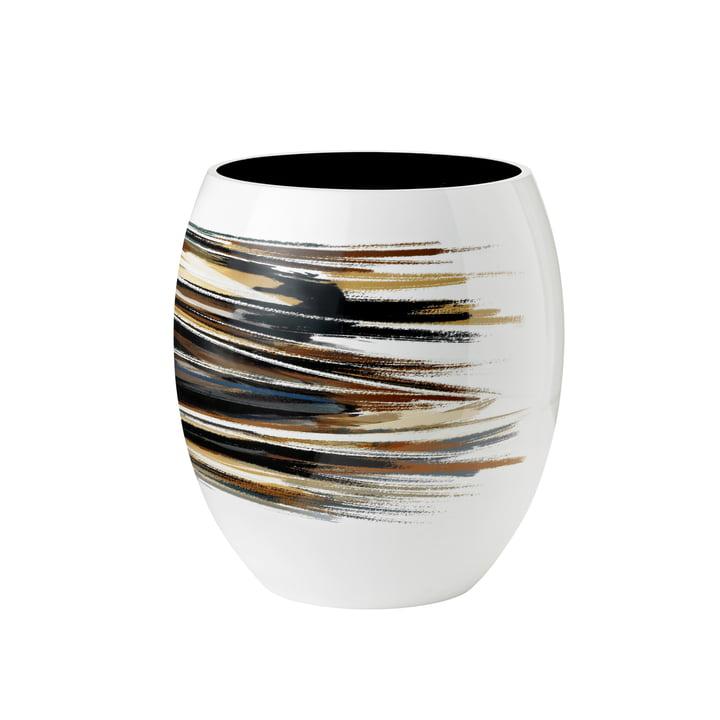 Stockholm Vase Lignum Ø 18 cm von Stelton