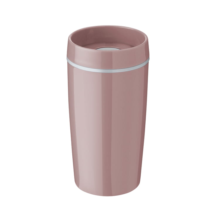 Bring-It To-Go Becher 0.34 l von Rig-Tig by Stelton in rose