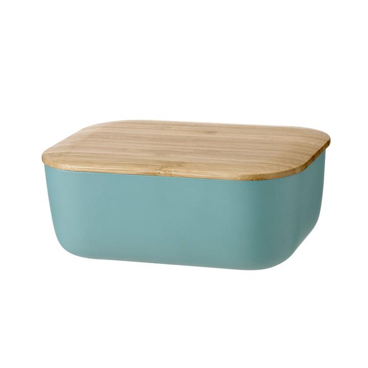 Box-It Butterdose von Rig-Tig by Stelton in dusty green
