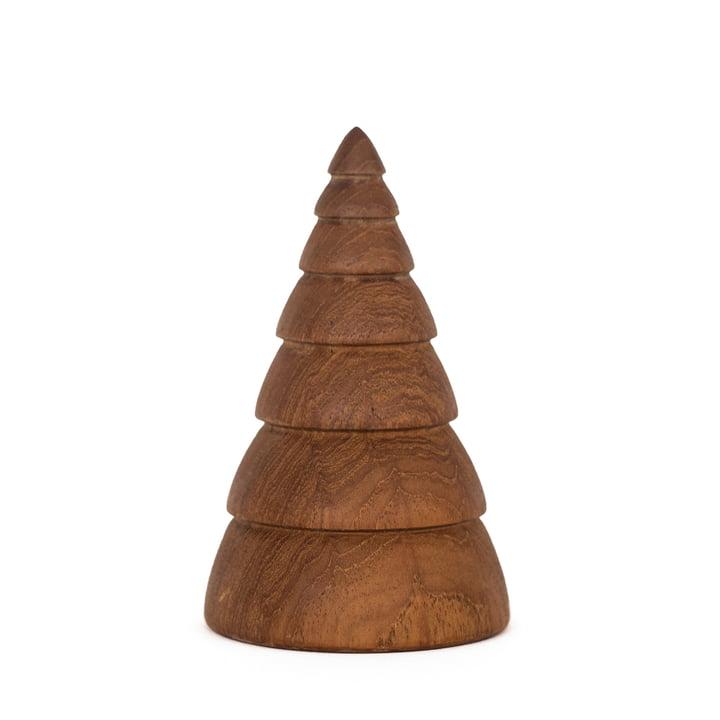 Jul Weihnachtsdekoration Tannenbaum large von ArchitectMade in Teak