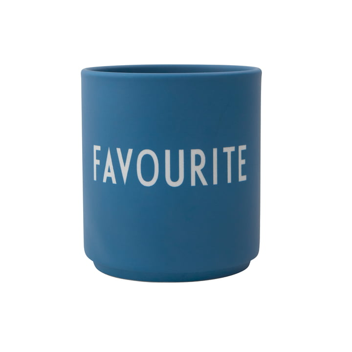 AJ Favourite Porzellan Becher Favourite von Design Letters