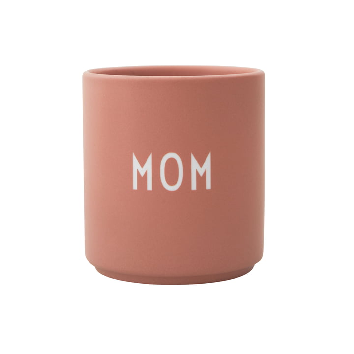 AJ Favourite Porzellan Becher Mom von Design Letters