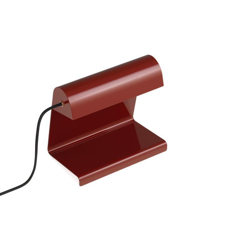 Lampe de Bureau Tischleuchte von Vitra in Japanese red