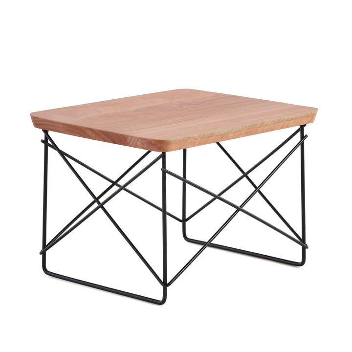 Eames Occasional Table LTR von Vitra in Eukalyptus / basic dark (Limited Edition)