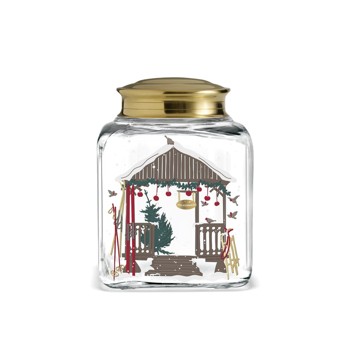 Weihnachts-Gebäckglas 2019 von Holmegaard