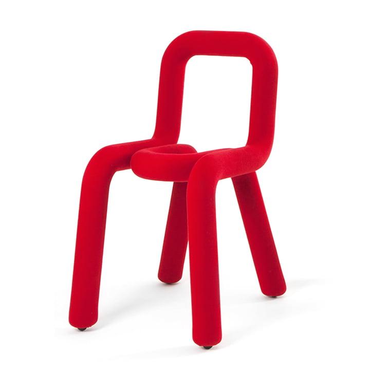 Bold Chair von Moustache in rot