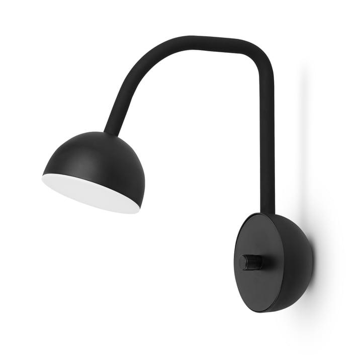 Blush LED-Wandleuchte von Northern in schwarz