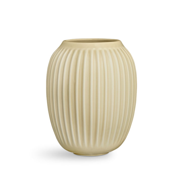 Hammershøi Vase H 20 cm von Kähler Design in birke