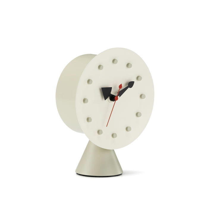 Cone Base Desk Clock von Vitra