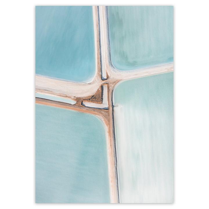 artvoll - Pastel Flat I Poster