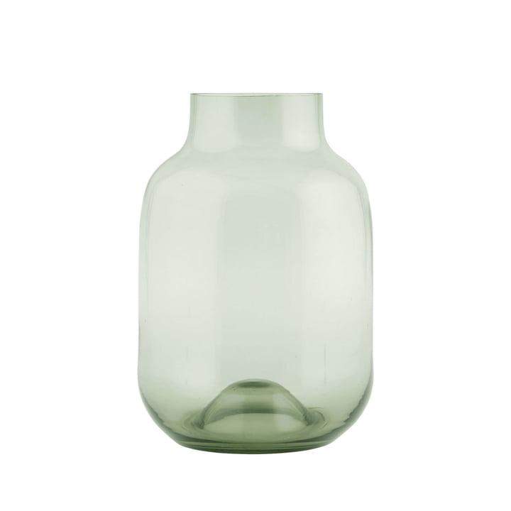 Shaped Vase von House Doctor in grün