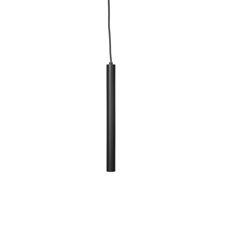 Pipe One LED-Pendelleuchte von Norr11 in schwarz