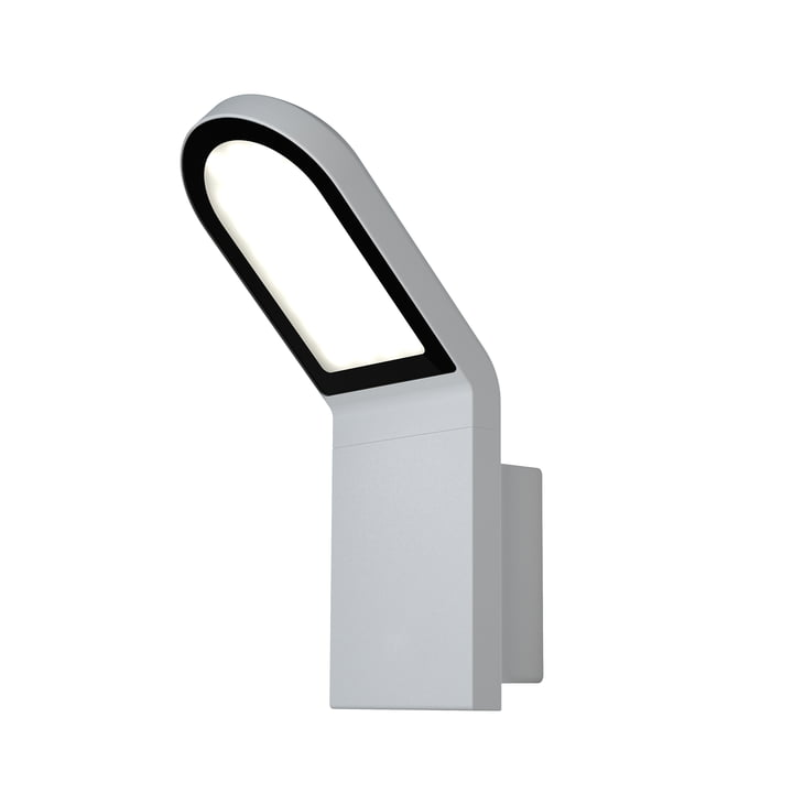 Endura Style Wall LED-Wandleuchte Outdoor, IP 44 / Warmweiß 3000 K, weiß von Ledvance