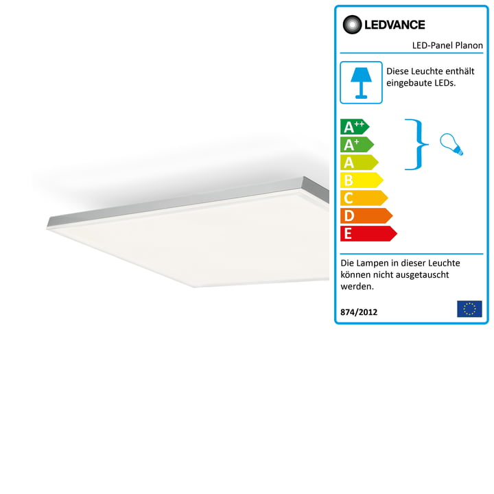 LED-Panel Planon Frameless, 600 x 300 mm von Ledvance
