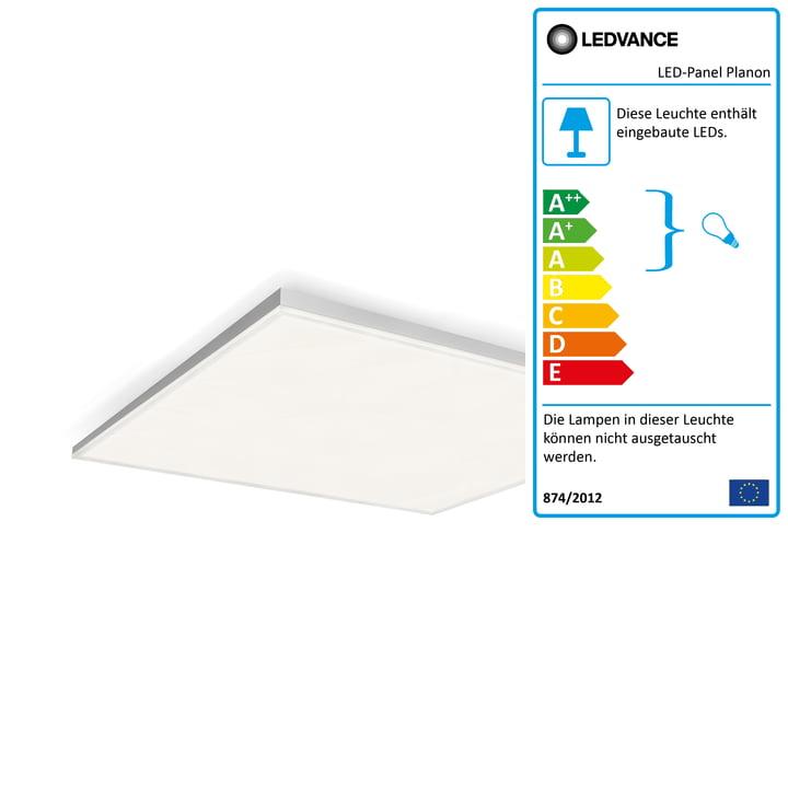 LED-Panel Planon Frameless, 600 x 600 mm von Ledvance