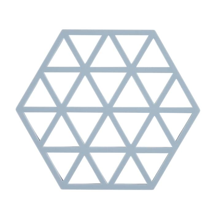 Triangle Untersetzer 16 x 14 cm von Zone Denmark in sky