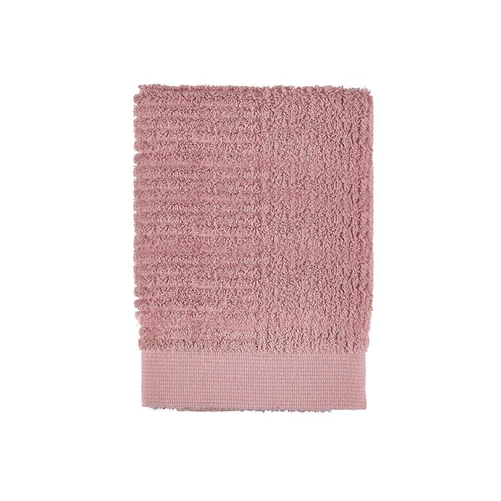 Classic Gästehandtuch 50 x 70 cm von Zone Denmark in rose