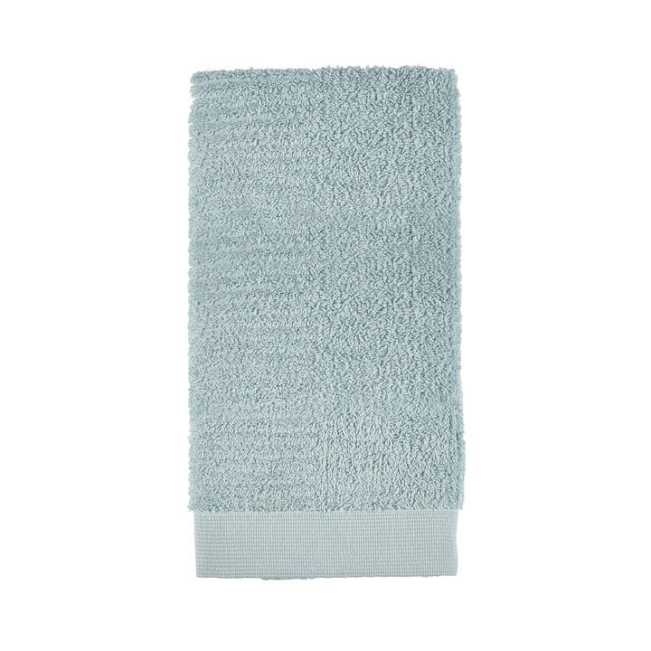 Classic Handtuch 100 x 50 cm von Zone Denmark in dusty green