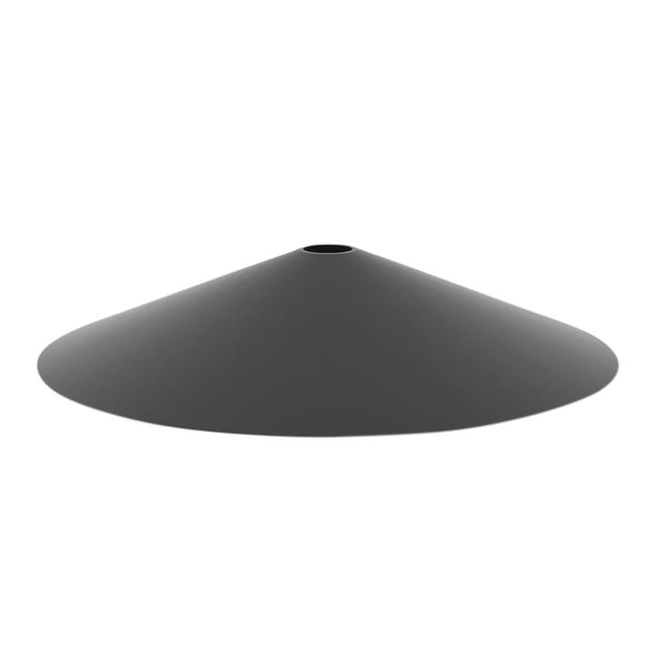 Angle Shade Lampenschirm von ferm Living in schwarz