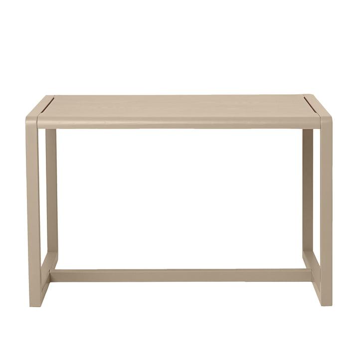 Little Architect Kinder-Schreibtisch von ferm Living in beige