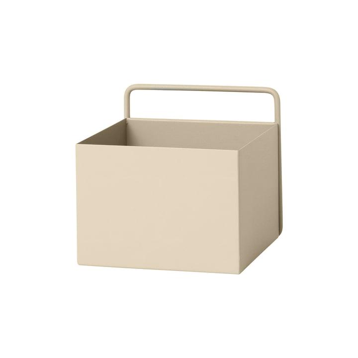 Wall Box quadratisch, cashmere von ferm Living