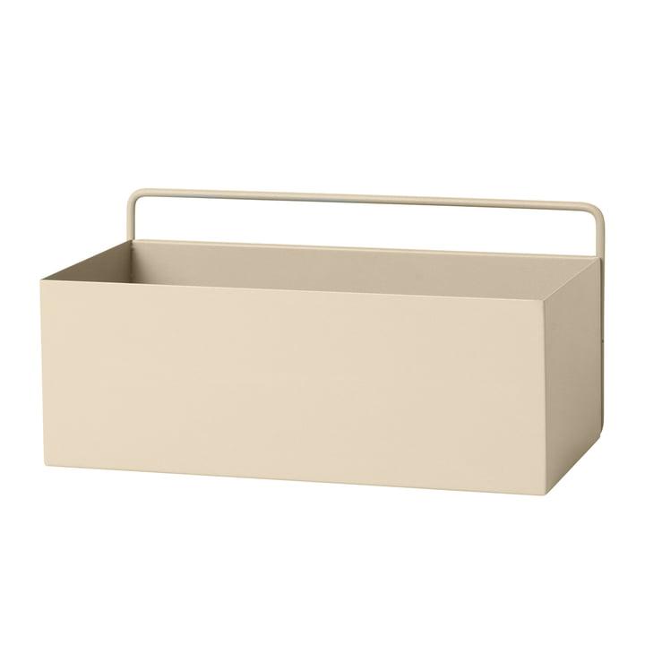 Wall Box rechteckig, cashmere von ferm Living
