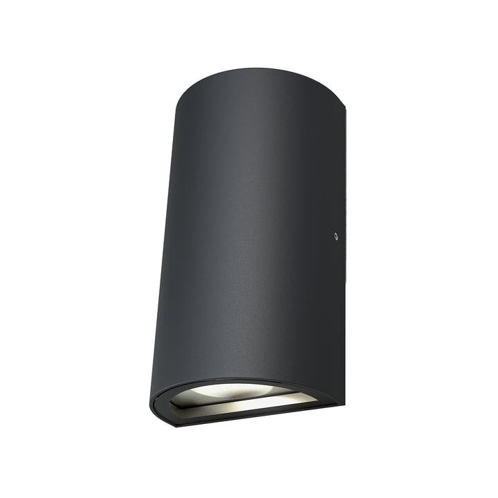 Endura Style UpDown LED Wandleuchte Outdoor, IP 44 / Warmweiß 3000 K, dunkelgrau von Ledvance