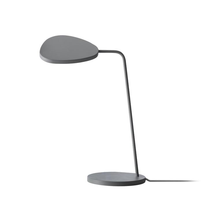 Leaf LED-Tischleuchte von Muuto in grau