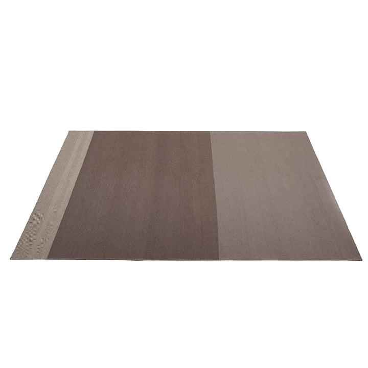 Varjo Teppich 200 x 300 cm von Muuto in taupe