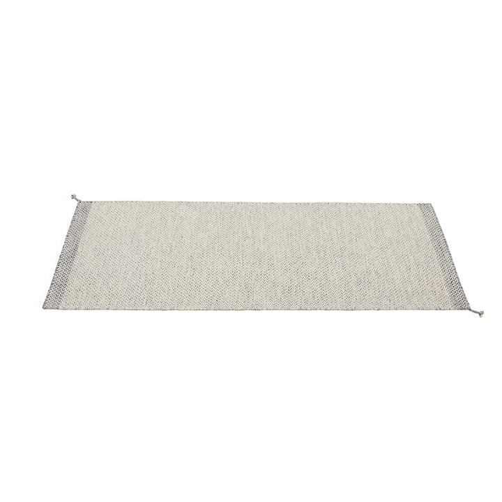 Ply Teppichläufer 80 x 200 cm von Muuto in off-white