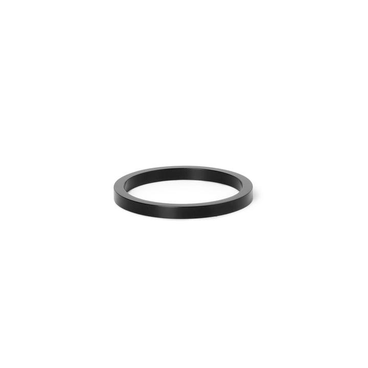 Collect Ring für Socket Pendelleuchte von ferm Living in Messing schwarz