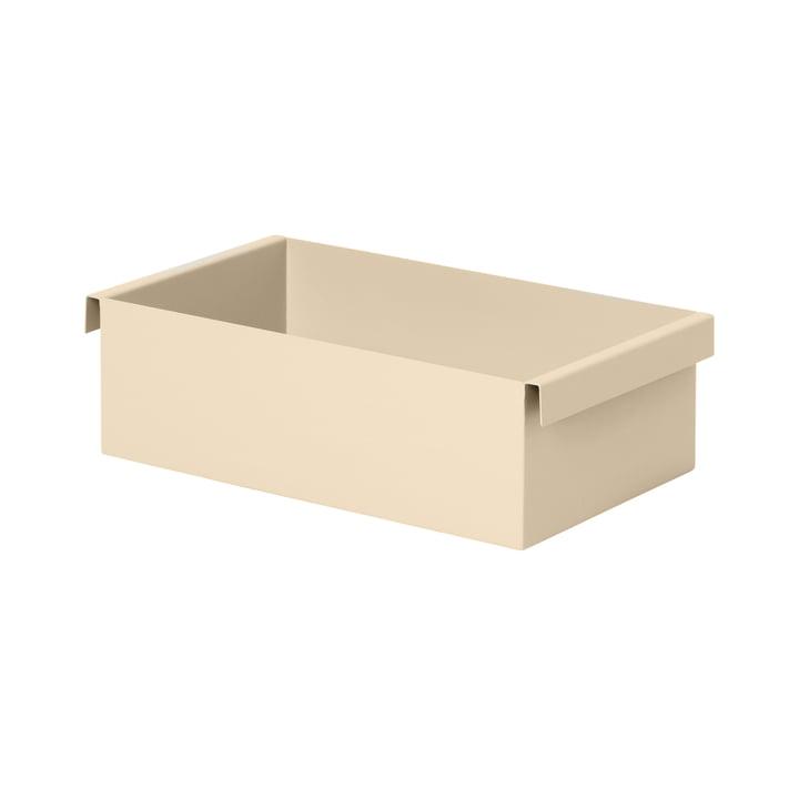 Container / Einsatz für Plant Box von ferm Living in cashmere