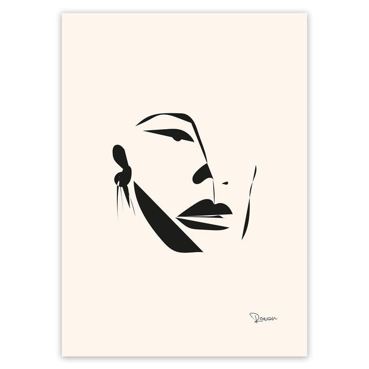 artvoll - Face Poster
