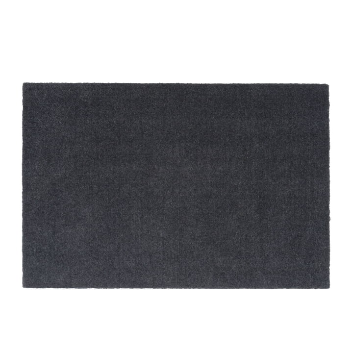 Fußmatte 60 x 90 cm von tica copenhagen in Unicolor grau