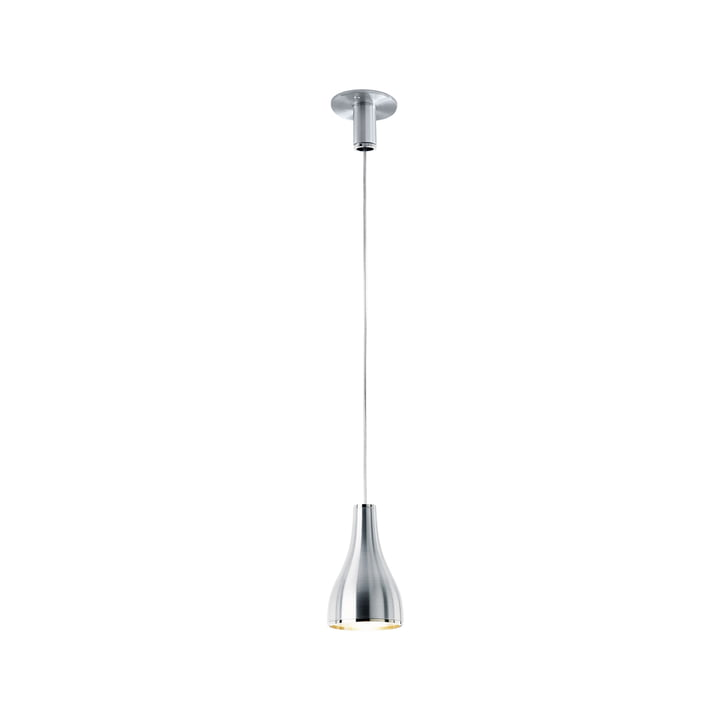 serien.lighting - One Eighty Suspension, Alu gebürstet (small)