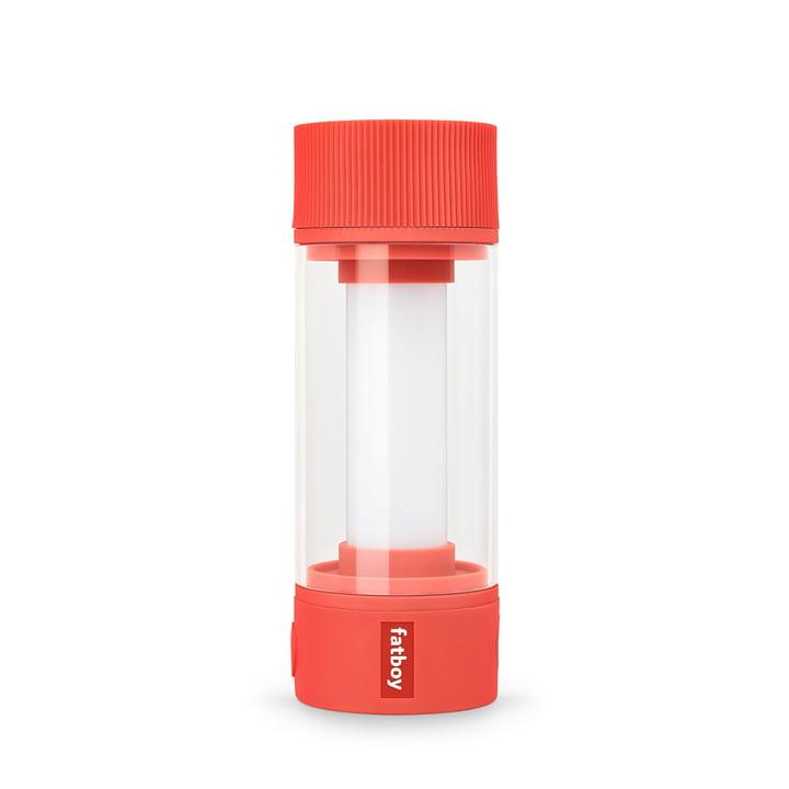Tjoepke LED-Akkuleuchte von Fatboy in geranium red