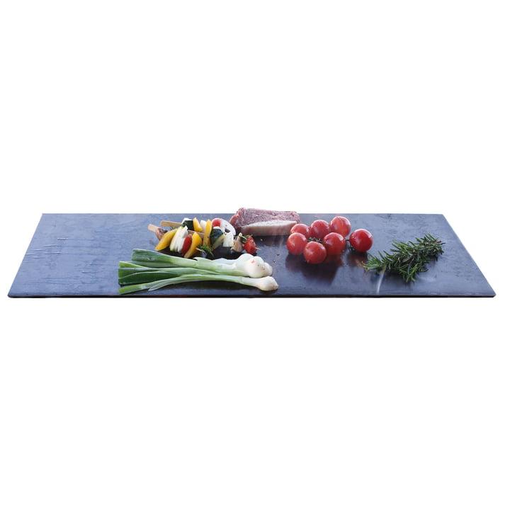 Teppanyaki-Platte für Feuerschale 70 x 28 cm von Raumgestalt