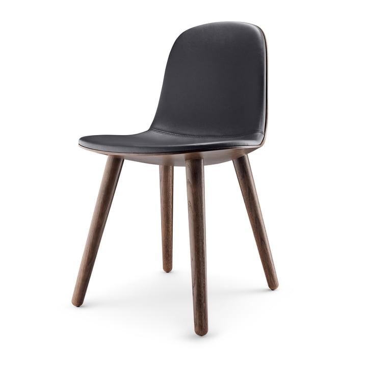Abalone Dining Chair von Eva Solo in Eiche geräuchert / schwarz