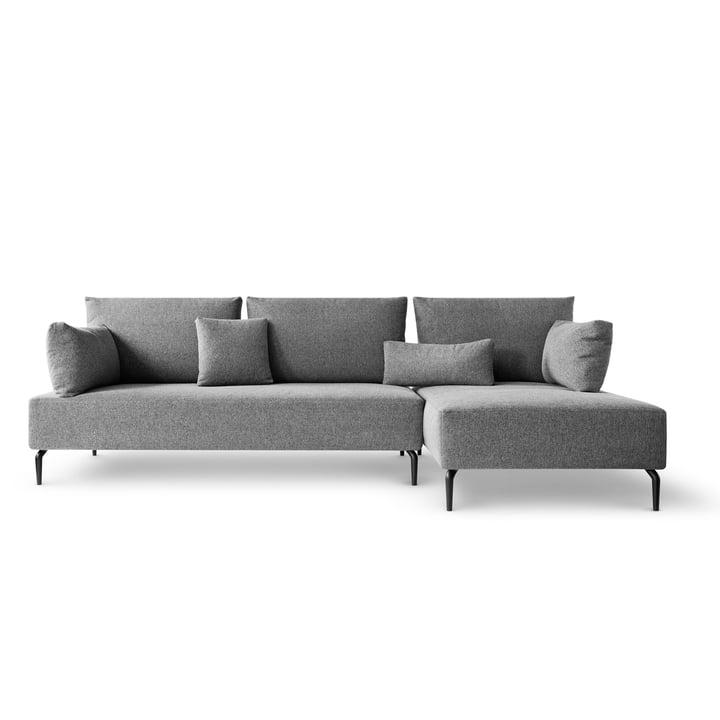 Yoga Modulares Sofa Chaise Longue rechts von Eva Solo