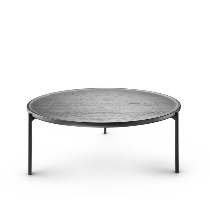 Savoye Couchtisch Ø 90 cm von Eva Solo in schwarz