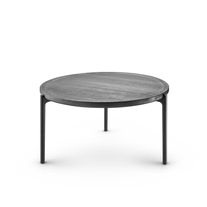 Savoye Couchtisch Ø 60 cm von Eva Solo in schwarz