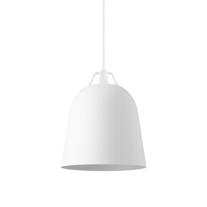 Clover Pendelleuchte small Ø 21 x H 25 cm von Eva Solo in weiß