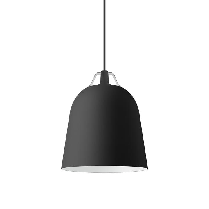 Clover Pendelleuchte small Ø 21 x H 25 cm von Eva Solo in schwarz