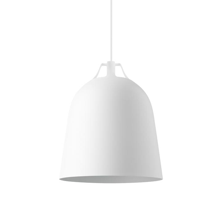Clover Pendelleuchte medium Ø 29 x H 35 cm von Eva Solo in weiß